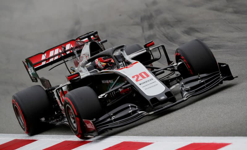 Haas F1 to rein in spending until budget situation clears