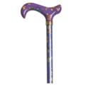 Classic Canes 時尚可調較打吡手杖 ﹣ 紫花