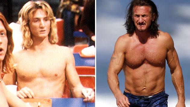 Aloha, Mr. Hand! Sean Penn still looks Spicoli-ish at 52