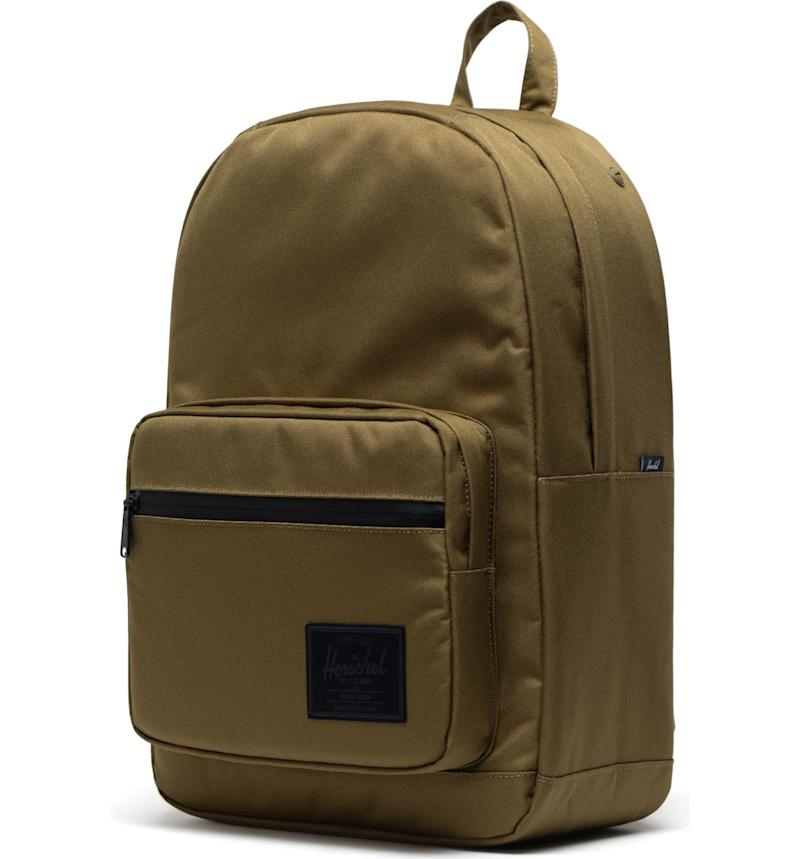 Herschel's popular Pop Quiz backpack comes in three colours, and is marked down to just $40 right now.