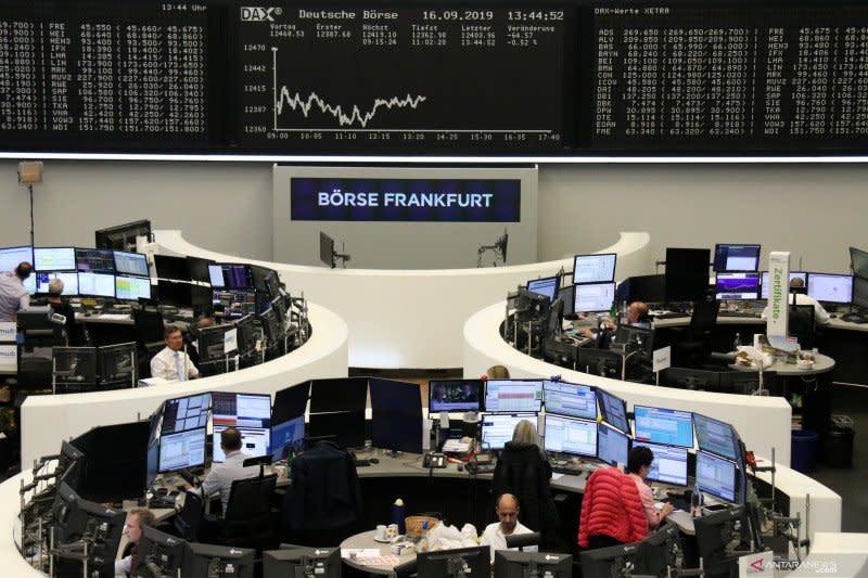 Indeks DAX-30 Jerman ditutup menguat 0,47 persen