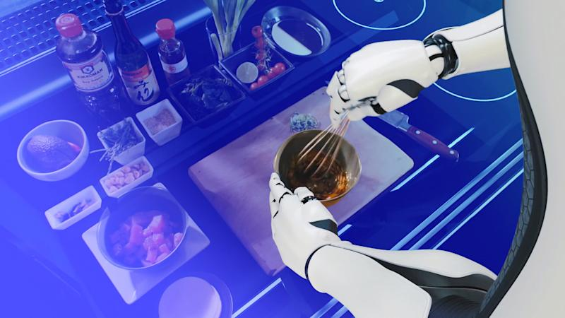 Robots Everywhere: Machines that grow, cook, and serve food