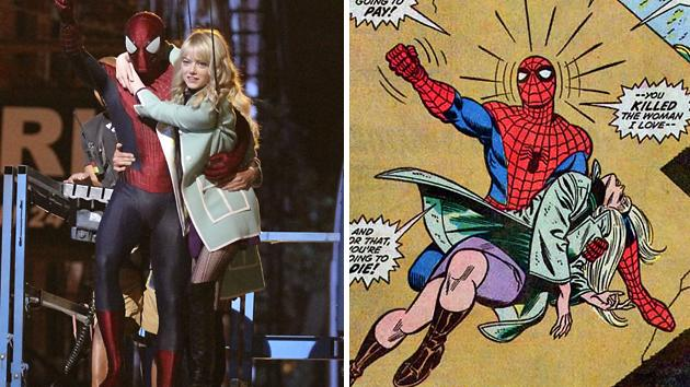 'The Amazing Spider-Man 2′ Spoiler Alert: Is Emma Stone's Costume a Dead Giveaway?