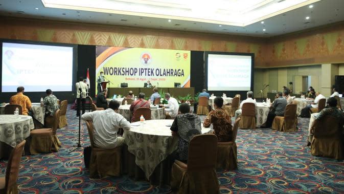 Kemenpora Gelar Workshop IPTEK Olahraga, Bahas Penerapan Sport Science di Indonesia
