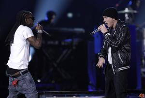 The Aftermath: Lil Wayne And Eminem Tour; Jeezy, Jay-Z And Andre Rap Marriage