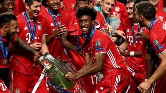 Daftar Lengkap 32 Peserta Liga Champions, Ada Potensi Grup Neraka