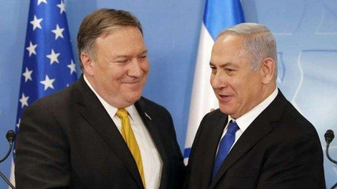 Amerika Serikat Rayu Arab Saudi Damai dengan Israel