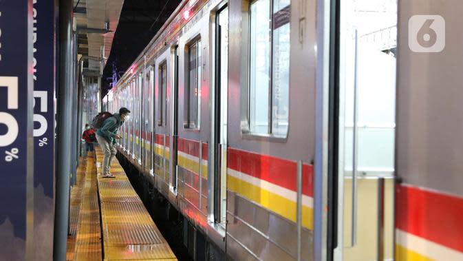 KRL Perpanjang Jam Operasional Mulai Jumat 5 Juni Selama PSBB Masa Transisi