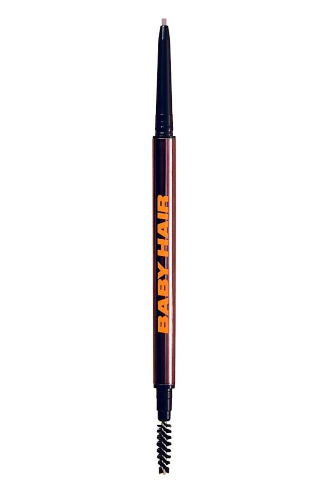 """<p><strong>UOMA Beauty</strong></p><p>ulta.com</p><p><strong>$22.00</strong></p><p><a href=""""https://go.redirectingat.com?id=74968X1596630&url=https%3A%2F%2Fwww.ulta.com%2Fbrow-fro-baby-hair%3FproductId%3Dpimprod2011771&sref=https%3A%2F%2Fwww.cosmopolitan.com%2Fstyle-beauty%2Fbeauty%2Fg24117769%2Fbest-eyebrow-pencil-makeup%2F"""" target=""""_blank"""">Shop Now</a></p><p>Whether you want fluffy, natural-looking brows or sculpted, IG-girl arches, this eyebrow pencil is for you. The soft-powder formula <strong>allows you to build your <a href=""""https://www.cosmopolitan.com/style-beauty/beauty/how-to/a42963/reasons-your-brows-look-bad/"""" target=""""_blank"""">brows</a>,</strong> whatever vibe you prefer, without worrying about flaking.</p>"""