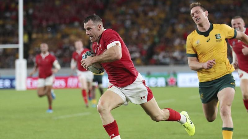 Rugby World Cup / Australia vs Wales