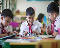 每月600元改變越南貧童的一生