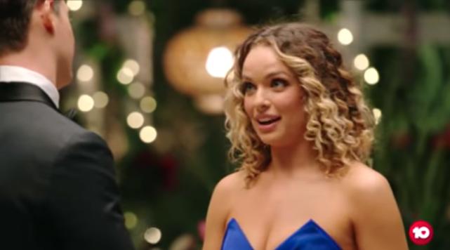 One contestant mistook Matt for an astrologist on The Bachelor AU