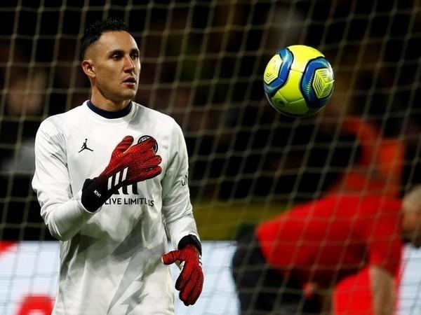 PSG's Keylor Navas. (File photo)