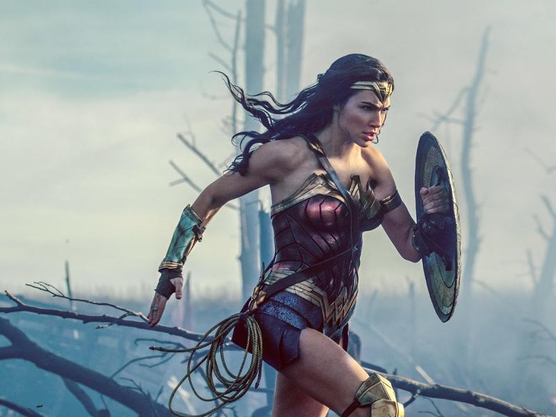 《神力女超人》蓋兒加朵