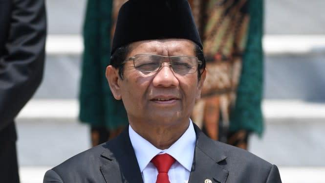 Mahfud MD: Kata Presiden, Aparat Jangan Asal Main Tangkap