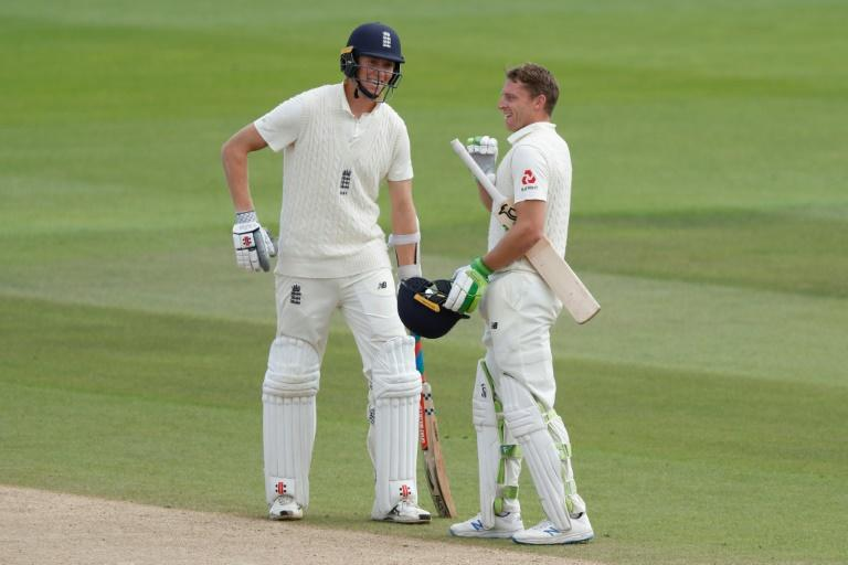 England's Buttler expects double ton Crawley to serve up 'special career'