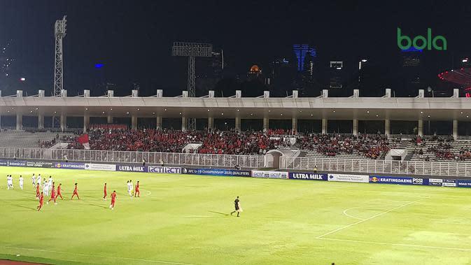 Timnas Indonesia U-19 Dedikasikan Kemenangan untuk Suporter yang Tidak Memboikot Pertandingan