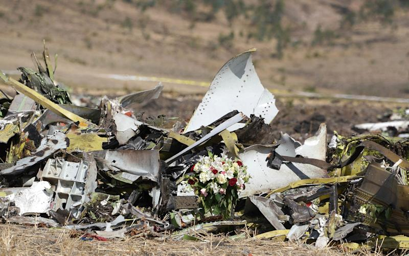 157 people died in Ethiopia in 2019 when a Boeing 737 Max came down a few minutes after take-off - GETTY IMAGES