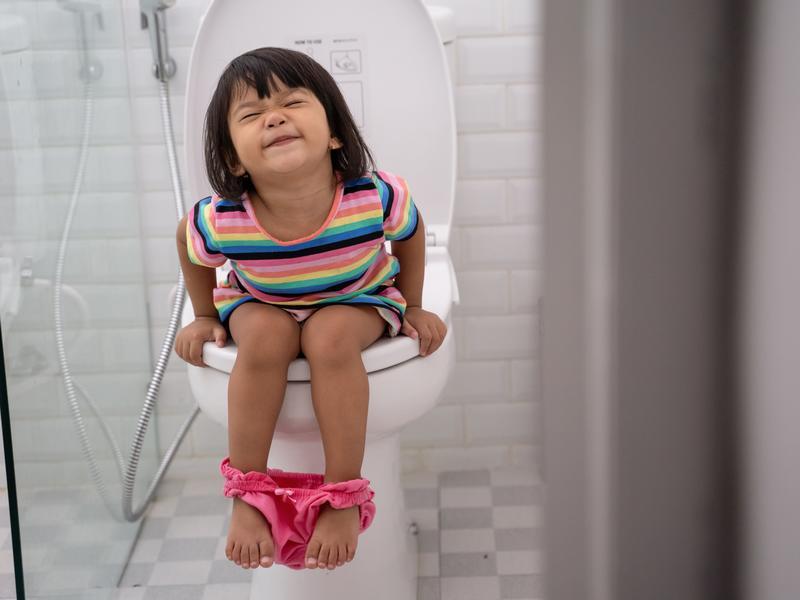 夏天到 2-4歲戒尿布寶寶一起加油吧
