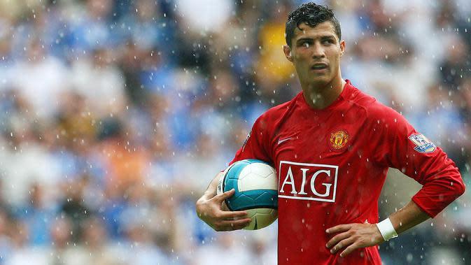 Cristiano Ronaldo (AFP/Paul Ellis)