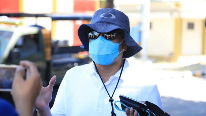 Kepala Satpol PP Surabaya Irvan Widyanto (Foto: Dok Satpol PP Surabaya/Dian Kurniawan)