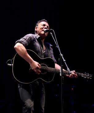 Bruce Springsteen Returns With Wild New Album