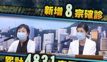 今增8宗確診 旺角維景酒店2名同層住客染病 其中1人已離世