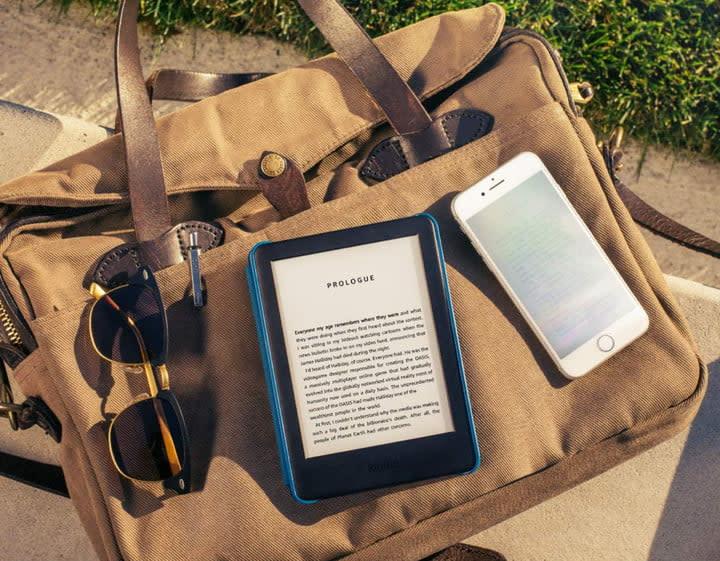 10th generation Kindle e-reader