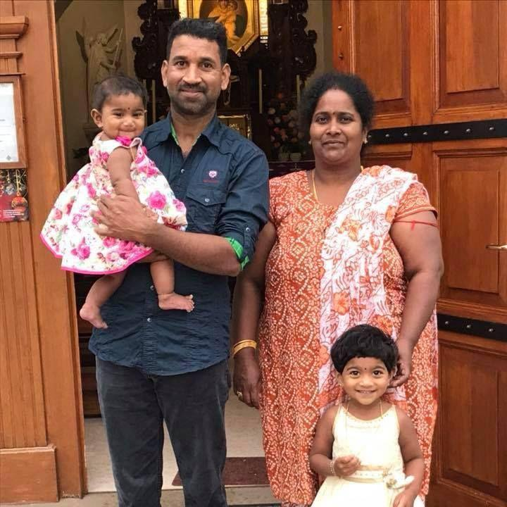 Australia Goes Tamil toddlers into Distant island detention Center