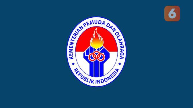 Logo Kemenpora.