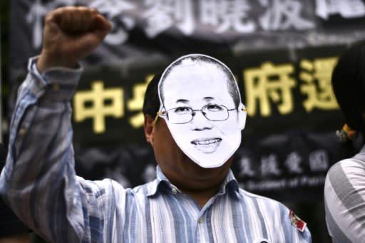 Activists hope Merkel will raise the fate of Liu Xia, the widow of Nobel Laureate Liu Xiaobo, who is kept under de facto house arrest