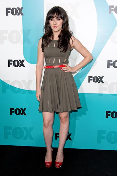 Fox 2012 Programming Presentation Post-Show Party - Shannon Woodward