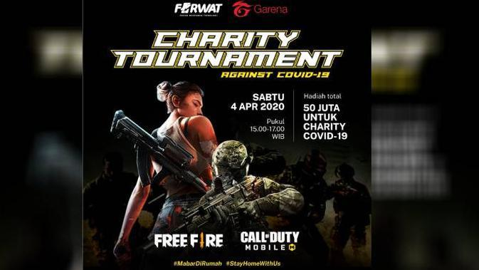 Forwat x Garena Charity Tournament Againts Covid-19