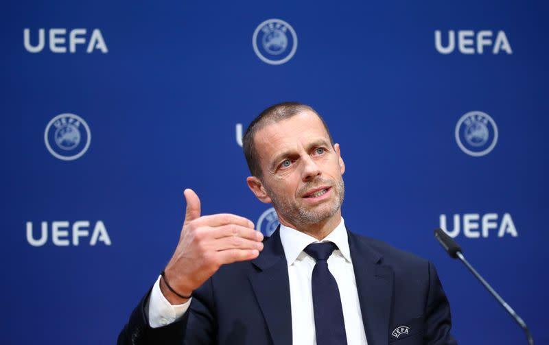 UEFA Executive Committee Meeting
