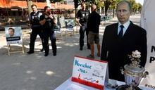 俄反對派領袖納瓦尼證實 梅克爾曾赴醫院探望他