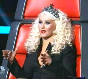 "'The Voice' Top 8 Recap: From Mann's World to ""Man's World"""