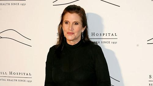 Fisher to Reprise Princess Leia in New 'Star Wars'