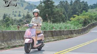 【騎車日記】跟著SUZUKI「Saluto 125」波隆那玫瑰金輕旅行!