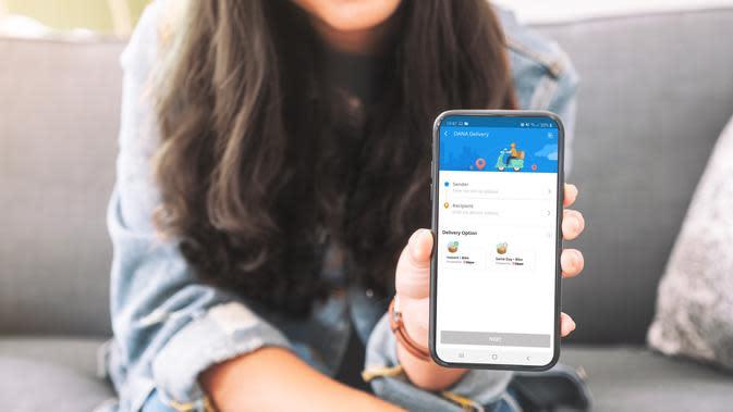 DANA Delivery Jadi Layanan untuk Memudahkan Pelaku UMKM Indonesia