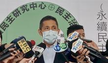 吳怡農:民進黨絕對不歡迎黑道人頭黨員