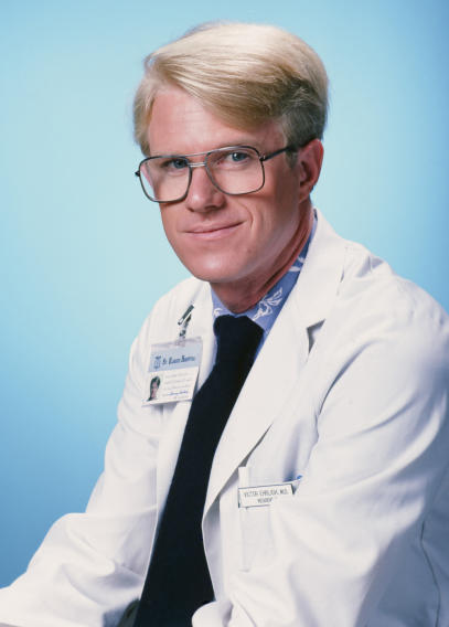 "Ed Begley Jr., ""St. Elsewhere"""
