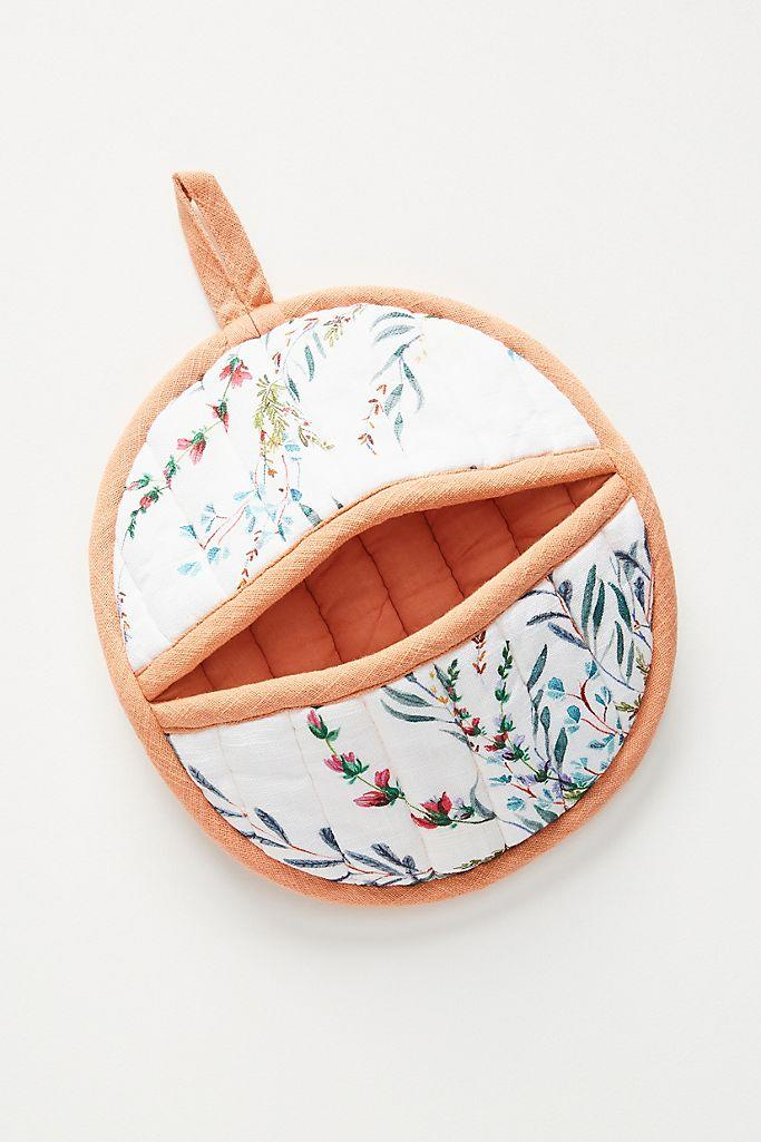 Printemps Pot Holder. Image via Anthropologie.