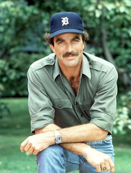 Thomas Magnum (Tom Selleck)