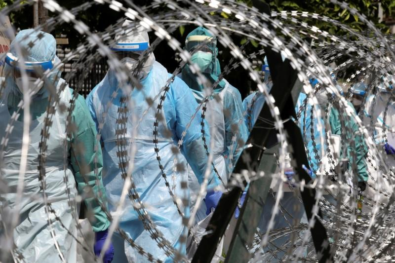 Malaysia to reopen most economic activity with virus outbreak 'under control'