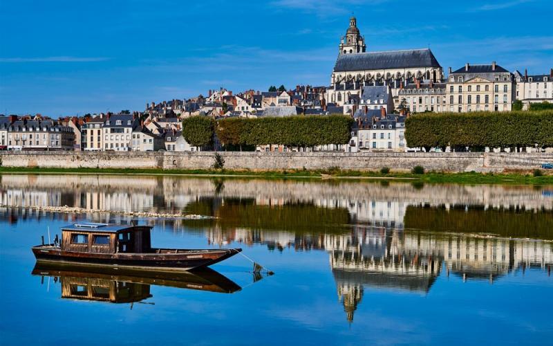 Boat Loire - Getty