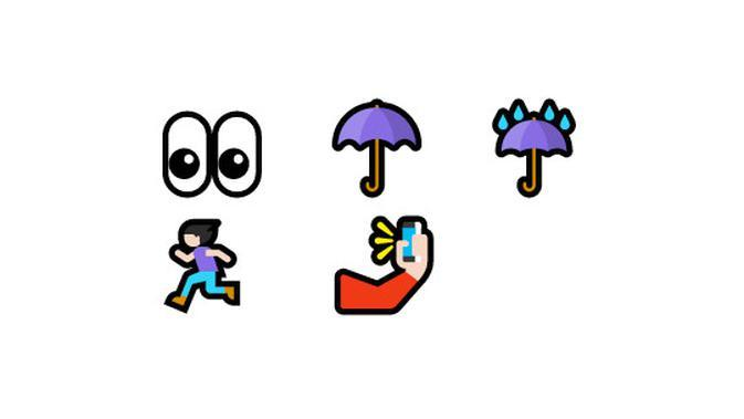 Ilustrasi emoticon
