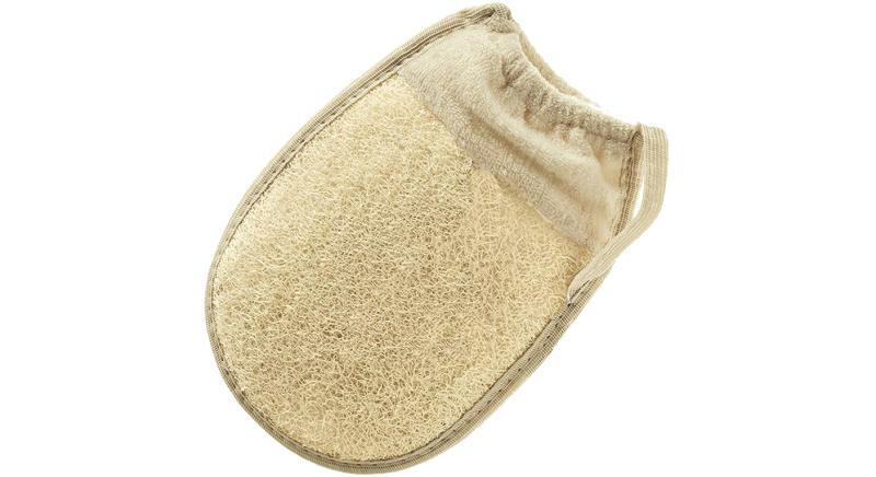 Hydrea London Organic Egyptian Loofah Exfoliating Glove