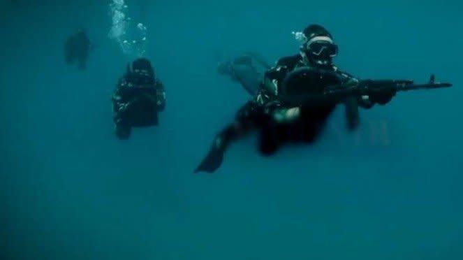 VIVA Militer: Denjaka Marinir TNI AL.