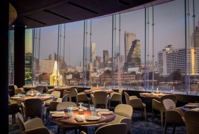 Alain Ducasse opens $8 million restaurant in Bangkok