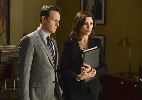 Good Wife Bosses Preview 'Tense' Love Triangle, a Bolder Cary, [Spoiler]'s Return and More